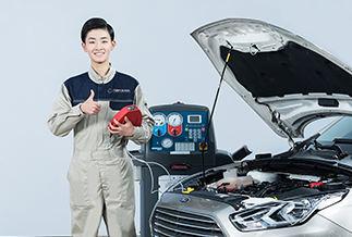 汽车电控技能研修班